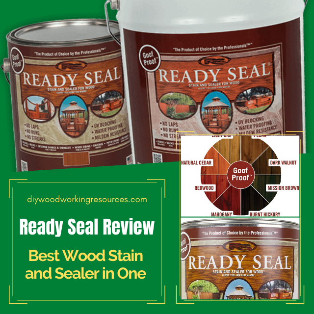 Ready Seal Reviews – Best Wood Stain and Sealer in One