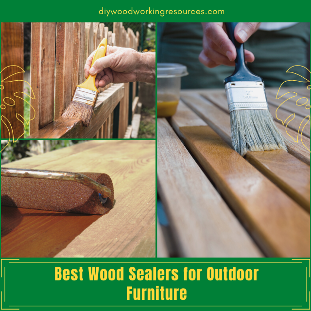 The Best Wood Sealers for Outdoor Furniture Review