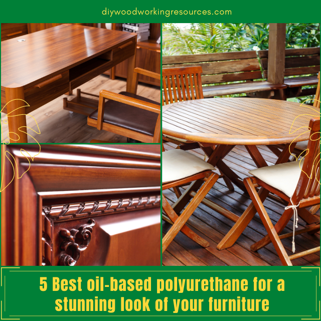 best oil-based polyurethane for furniture