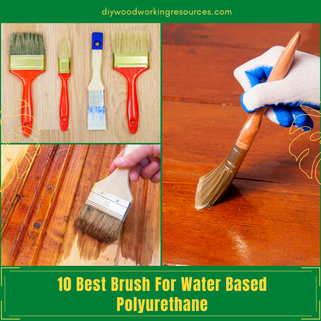 Best Brush For Water Based Polyurethane
