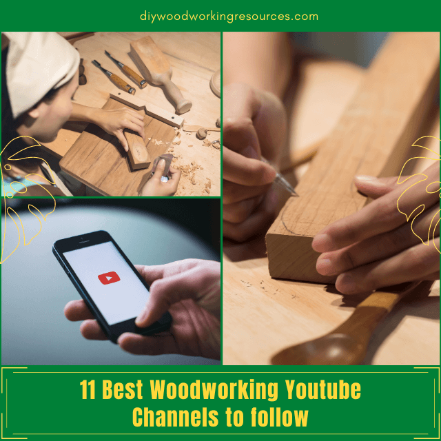11 Best Woodworking Youtube Channels to follow (1)